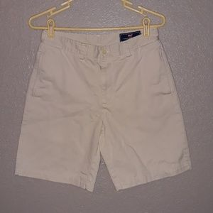 Vineyard Vines club shorts. Tan. Waist size 30